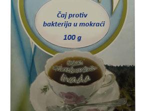Čaj protiv bakterija u mokraći i Ešerihije Koli