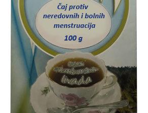 Čaj protiv neredovnih i bolnih menstruacija