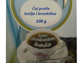 Čaj protiv kašlja i bronhitisa