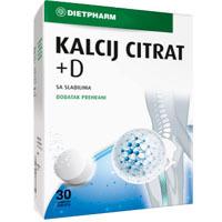 Kalcijum Citrat