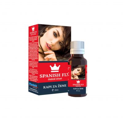 Spanish Fly - Španska mušica
