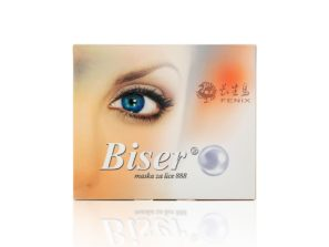 BISER maska za lice 888