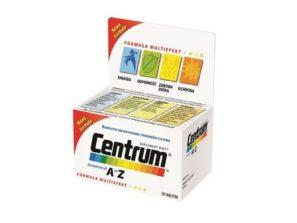 CENTRUM A-Z + LUTEIN