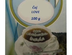 LOVE Čaj