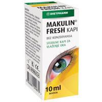 Makulin kapi za oči