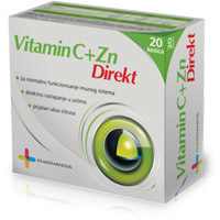 Vitamin C+Zn Direkt