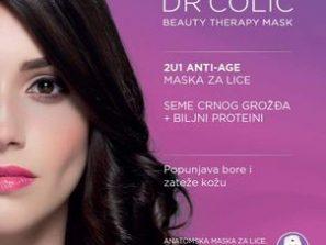 2 u 1 ANTI-AGE - Dr Colić maska za lice