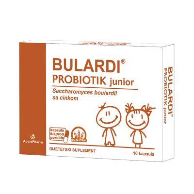 BULARDI Probiotik Junior kapsule