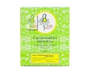 Čaj od korena odoljena - valerijana