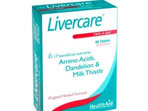 Livercare - za očuvanje zdravlja jetre
