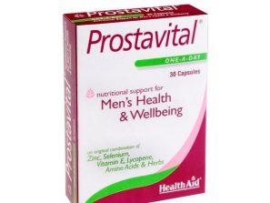 Dodatak ishrani sa formulom za zdravlje i normalnu funkciju prostate
