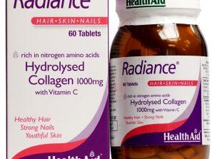 Dodatak ishrani sa hidrolizovanim kolagenom, vitaminima i aminokiselinama za zdravu kožu, kosu i nokte