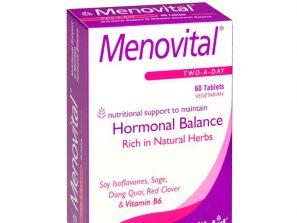 Dodatak ishrani sa mikronutrijentima za ublažavanje tegoba menopauze