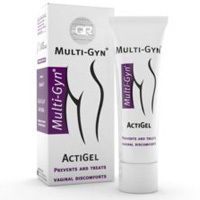 Multi-Gyn ActiGel bez aplikatora - 50ml