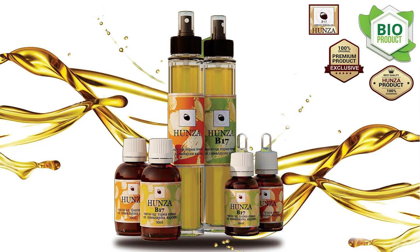 Hunza Oil