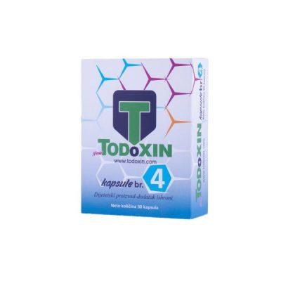 TODoXIN br.4Kapsule